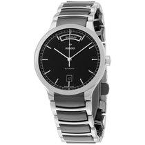 Rado Centrix Black Dial Stainless Steel Men's Watch R30156152