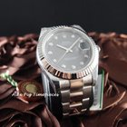 Rolex 116334G Datejust II Rhodium Diamond Dial [N E W]