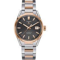 TAG Heuer Carrera Calibre 5 Automatic - 39MM - Anthracite Dial