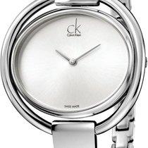 ck Calvin Klein Impetuous K4F2N116 Damenarmbanduhr Schmuckband