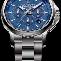 Corum Admiral Cup Blue Dial Legend 42mm 984.101.20/V705 AB10