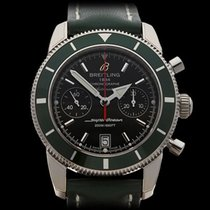 Breitling Superocean Heritage Chronograph Stainless Steel...