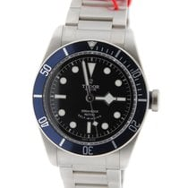 Tudor Heritage Black Bay Stainless Steel