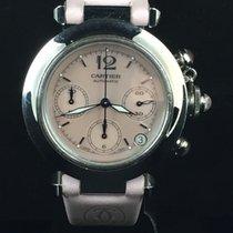 Cartier Pasha Chronograph Pink