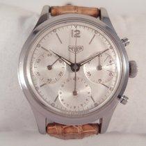 Heuer Pre - Carrera ref. 2444 Valjoux 72 vintage 1962 watch