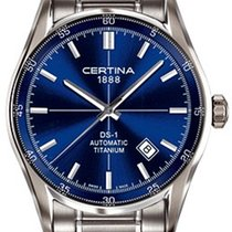 Certina DS-1 C006.407.44.041.00 Elegante Herrenuhr Sehr Elegant