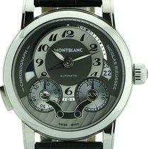 Montblanc Nicolas Rieussec Chronograph GMT 2. Zeitzone ungetragen