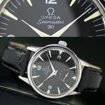 Omega Seamaster 30 Winding Side Second Cal. 268 Steel Mens Watch