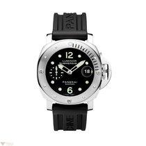 Panerai Luminor Automatic Acciaio Stainless Steel Men`s Watch