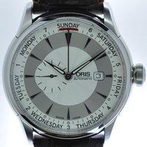 Oris Mans Automatic Wristwatch Culture Artelier Small Second...