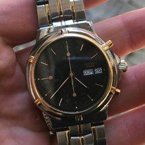 Theorein kelek chrono chronograph gold titanium oro 7750 40...