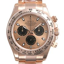 Rolex Cosmograph Daytona 116505 Everose Gold Oyster Pink Index...