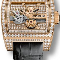 Corum Ti-Bridge Tourbillon
