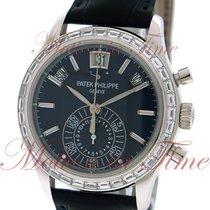 Patek Philippe Annual Calendar Chronograph, Blue Dial,...