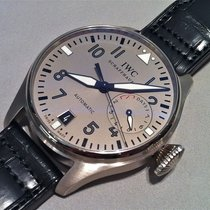 IWC [NEW] IW500430 Big Pilot White Gold Limited Edition-100 PCs
