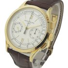 Patek Philippe 5170J Mens Complicated Chronograph in Yellow Gold