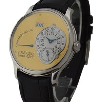 F.P.Journe Octa Reserve de Marche - Platinum on Strap with...