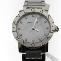 Bulgari BVLGARI BVLGARI MOP Diamond Automatic 33mm