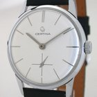 Certina Mechanische CERTINA Herrenuhr Kal. 410 in OVP ca. 1958