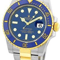"""Rolex """"Ceramic Submariner""""."""