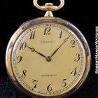 Tiffany Vintage 18k Pocket Watch