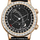Patek Philippe 6104R-001 Grand Complications 44mm Black Sky...