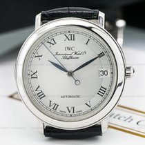 IWC Romain Automatic PT Silver Dial