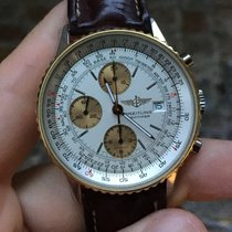 Breitling Old NAVITIMER oro gold steel acciaio heritage