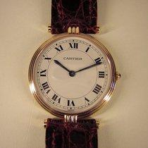 Cartier vintage Vandome Trinity  in 18k Gold