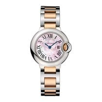 Cartier Ballon Bleu Quartz Ladies Watch Ref W6920034