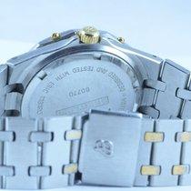 Breitling Tabarly Herren Uhr Rar 36mm Vintage Rarität Stahl/gold