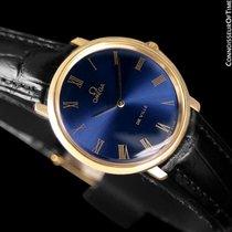 Omega 1970 De Ville Mens Midsize Ultra Thin Dress Watch - 18K...