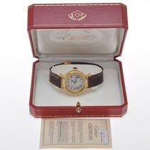 Cartier Diabolo 14200 18k gold unisex 32.5mm size