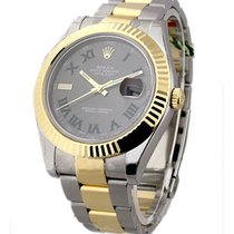 Rolex Unworn 116333-72213 Mens 2-Tone Datejust II with Oyster...