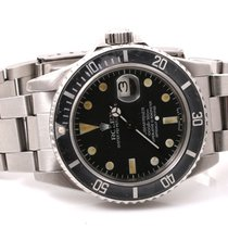 Rolex Mens 16800 Transitional Submariner - Black Dial - Oyster...