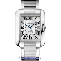 Cartier Tank Anglaise Men's W5310008 Pre-Owned