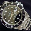 Rolex Gmt-master Stainless Steel Watch Black 16700