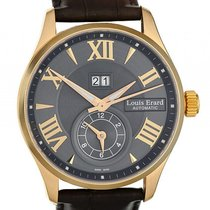 Louis Erard 1931 GMT Big Date 18kt Roségold Automatik 40mm