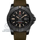 Breitling Avenger Blackbird New-Full Set