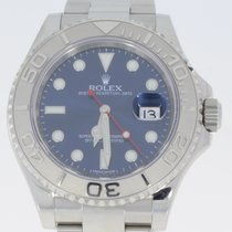 Rolex Yachtmaster Blue REF 116622 NEW Modell