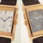 Jaeger-LeCoultre REVERSO NIGHT & DAY - GMT & 24h
