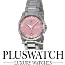 Gucci G-Timeless Pink Dial YA126524 T