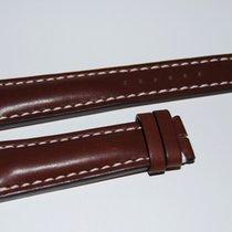 Breitling Kalbslederband für Dornschliesse Dunkelbraun 24-20 mm