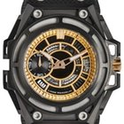 Linde Werdelin Spidolite Black Gold