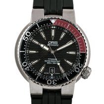 Oris High Mech Divers Titan Date