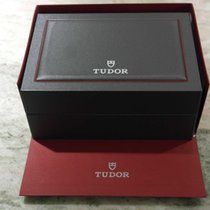 Tudor vintage watch box black big size newoldstock
