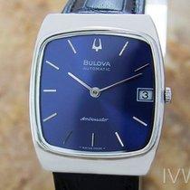 Bulova P3 Automatic Mens Rare Swiss Excellent Condition 1980s...