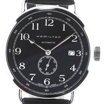 Hamilton Khaki Navy Pioneer 40 Black