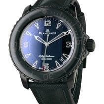 Blancpain Fifty Fathoms Black