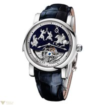 Ulysse Nardin Genghis Khan Platinum Men`s Watch
